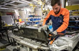 Volvo Car Gent is gestart met de bouw van een batterijassemblagefabriek