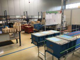 Snelle doorlooptijd bij Parker Hannifin Manufacturing Belgium dankzij QRM