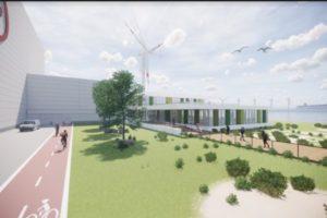Smoothie fabrikant vestigt zich met CO2-neutrale fabriek in Rotterdam