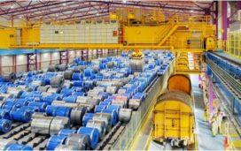 Optimalisatie logistieke processen bij Tata Steel dankzij nieuwe ultramoderne opslaghal
