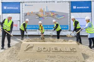Bouw propaandehydrogenatiefabriek Borealis gestart
