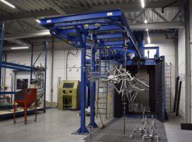 Van Raam produceert efficiënter kleine aantallen in nieuwe fabriek