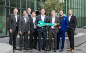 Pompfabrikant Wilo opent smart factory