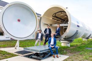 Miljoeneninvestering voor Hardt Hyperloop