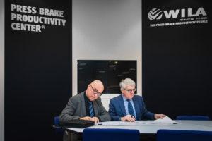Kantpersfabrikant Wila start met bouw tweede Nederlandse productievestiging