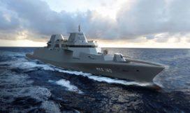 Damen and Thales bouwen schepen van miljarden euro's